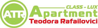Appartamenti Teodora Rafailovici in un condo-hotel Logo
