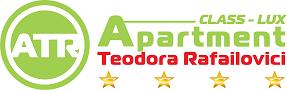 Apartments Teodora Rafailovici in a condo hotel Logo