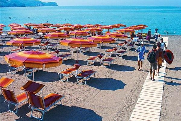 пляжный мобильер в Рафаиловичи