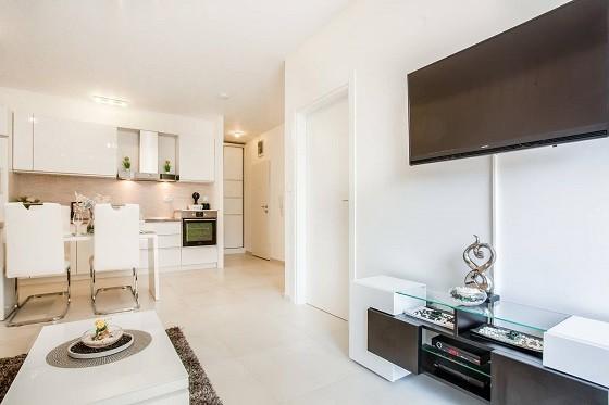 Apartment Teodora - living room